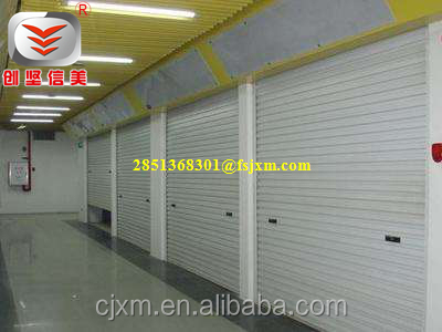 Shutters Type and Aluminum Alloy Material Rolling Shutter Door