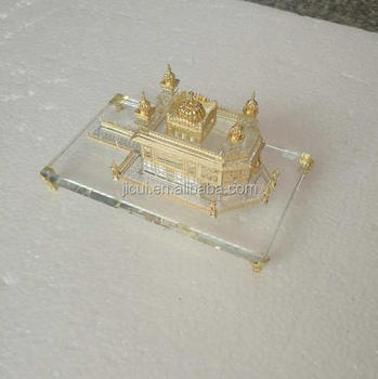 Wholesale Crystal Indian Wedding Return Gifts For sikhism golden temple,  View indian wedding return gift, JC Product Details from Yiwu Jicui