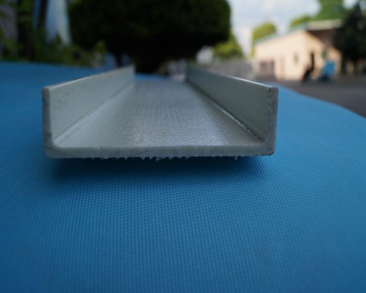 Fiberglass Channel Profile Frp Channel For Stairs Ladder Non Conductive Material Fiberglass U Shape Buy Fiberglass Reinforced Plastic Profile