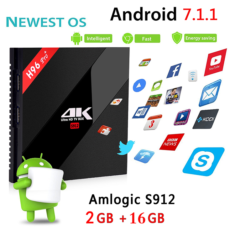 Firmware Update Amlogic S912 Android Tv Box H96 Pro+