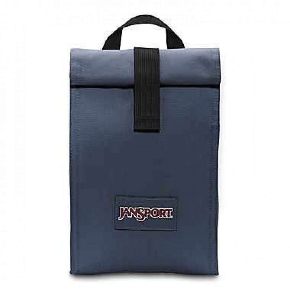 Jansport Roll Top Lunch Bag Navy
