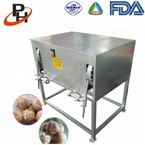 Factory Price Coconut Shelling Shell Removing Dehusking Husk Removing Machine