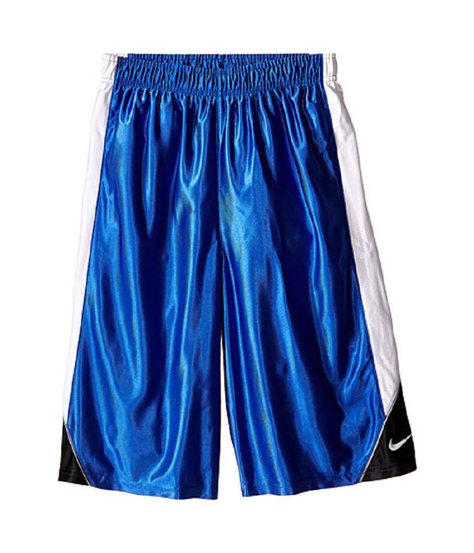 Nike Kids Dunk Shorts (Little Kids/Big Kids) - Game Royal/White