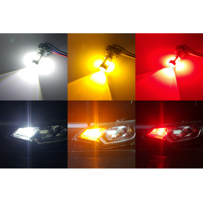 Automotive Led Verlichting Systeem Wit 3030 SMD Led drl 1156 7440 3156 T25 S25 Backup Reverse Licht