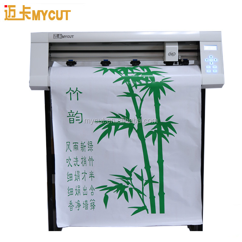 Automatic Contour 24 Inch Mycut Mg630 Plotter Cutting Machine