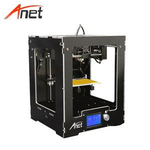 Anet completed 3d printer prusa i4 high 3 d printing resolution of 3d printers