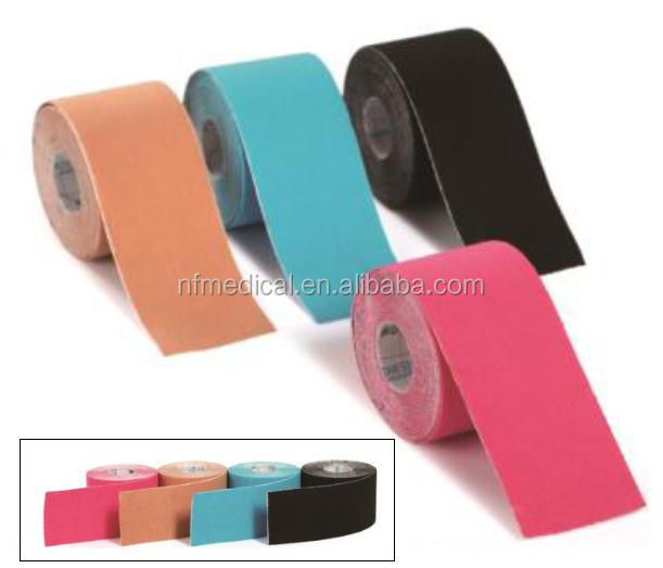 Professioal Kinesiologie tape Sport Spier Care Tex Tape, KT tape