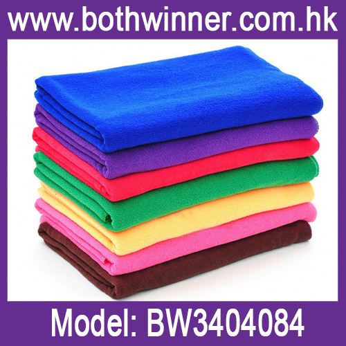 Large microfiber towel ,h0tEw new product coral fleece microfiber towel for sale