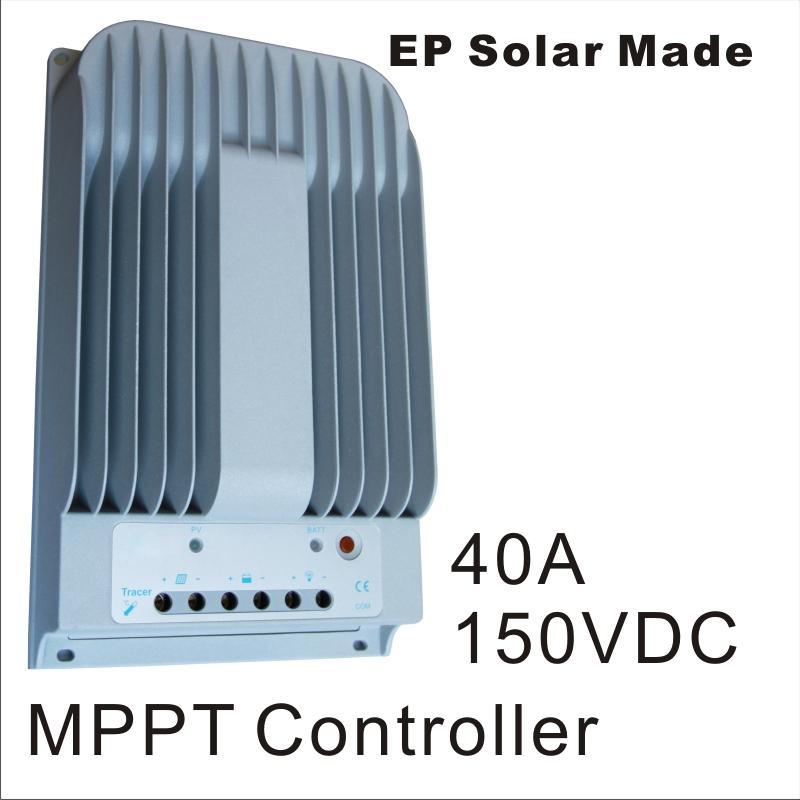 New Tracer4215bn 150v Mppt Solar Panel Regulator Charge