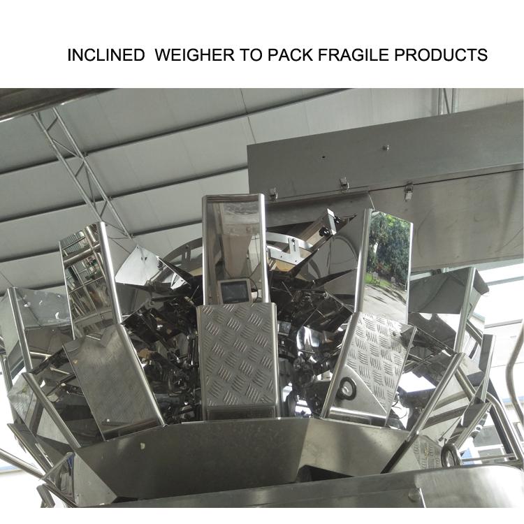 Hocheffiziente Verpackungsmaschine