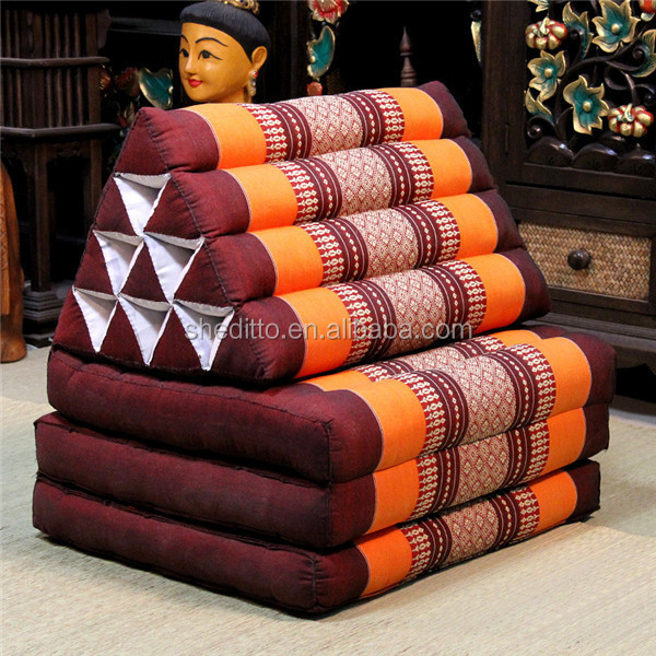 Large Size Indoor Floor Or Bed Back Support Cushion,Outdoor Beach ...