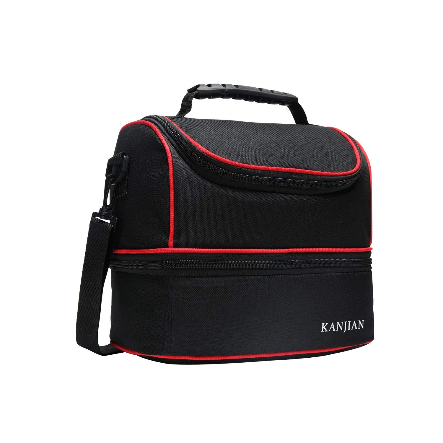 b0d38e0033d0 Cheap Dual Compartment Insulated Lunch Bag, find Dual Compartment ...