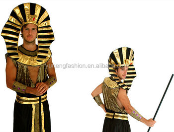 Egypt Pharaoh egyptian prince cosplay costumes for men masquerade Party Dressing halloween carnival costume  sc 1 st  Alibaba & Egypt Pharaoh Egyptian Prince Cosplay Costumes For Men Masquerade ...