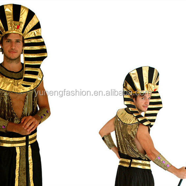 Egypt Pharaoh egyptian prince cosplay costumes for men masquerade Party Dressing halloween carnival costume  sc 1 st  Alibaba & men egyptian costume-Source quality men egyptian costume from Global ...
