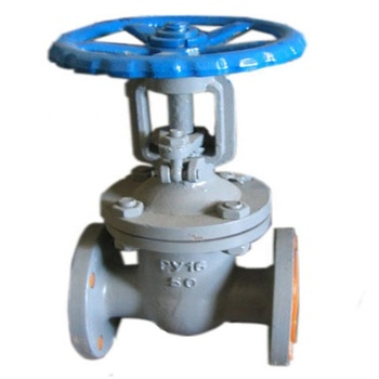 Cast steel high pressure operate Russian standard gate valve