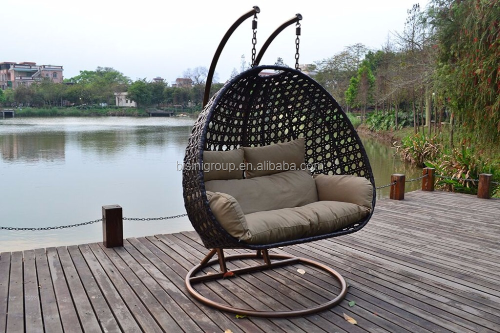 Rattan swing/swing hanging chair/hanging egg chair (BF10-R651)