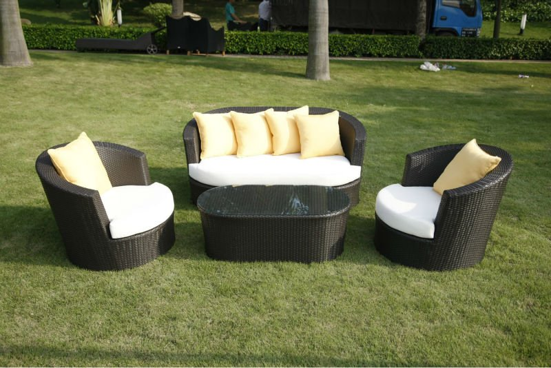 Outdoor Patio Furniture Sofa Set Sets Wicker Product On Alibaba