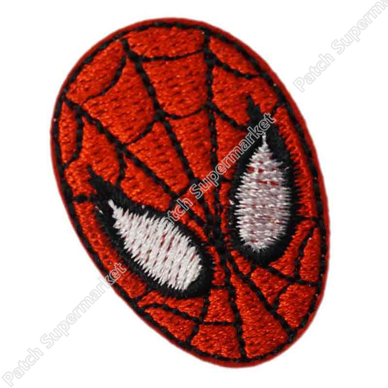 Spiderman face logo - photo#47