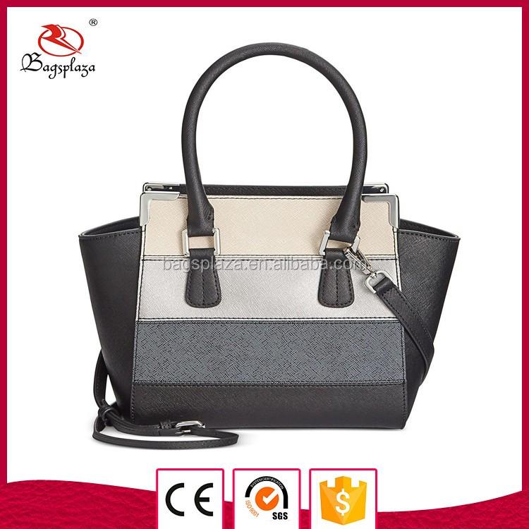 Fj31 043 Whole Usa Style Women Bag Pu Stripe Branded Las Handbag Lady Handbags Product On