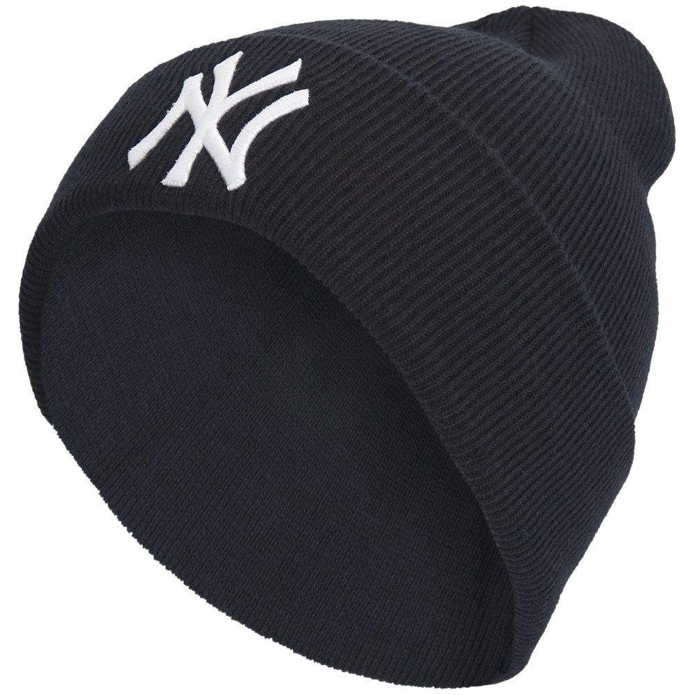 f1880b35474 New York Yankees - Mens New York Yankees - Logo Navy Cuff Beanie Dark Blue