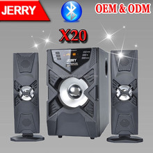 Home Theatre X20 DVD Sistem Hiburan Rumah Radio Hifi Audio Hi-End Home Cinema Jerry Daya Harga Produsen