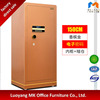 safety box with big LCD digital panel electronic password steel safe Safe Keeping Box home security