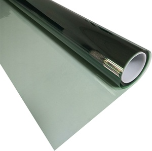 Color Tinted Paper Frosted Glass Film Cheap Price 5%-90% Vlt Car Window Solar Film Tint