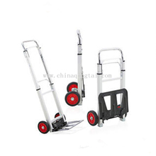 Moving foldable convenient durable hand trolley cart for china