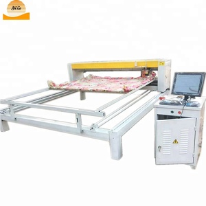 Computerized single head single needle quilting machine price quilt machine korea