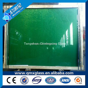China factory price insulated low-e glass, double pane glass, glass wall price philippines