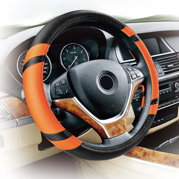 Special Offer Softer Hand Baseball Steering Wheel Cover