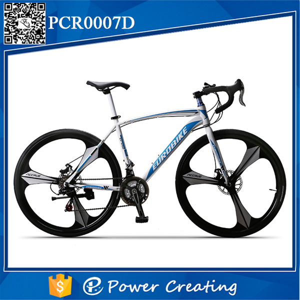 China Manufacturer OEM Design Road Bike 27 Speed Tricycle With Aluminum Pedal
