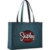 Eco Friendly Plain Promotional Large Tote Bag With Multiple Pockets