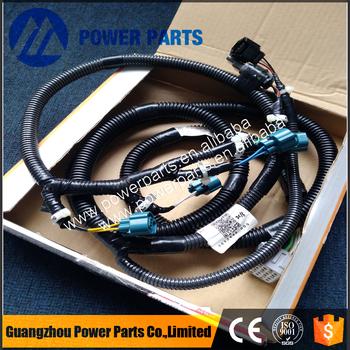 Excavator Genuine Parts ZX450LC 3 Engine Wire_350x350 excavator genuine parts zx450lc 3 engine wire harness 2052446 for engine wire harness for sale at virtualis.co