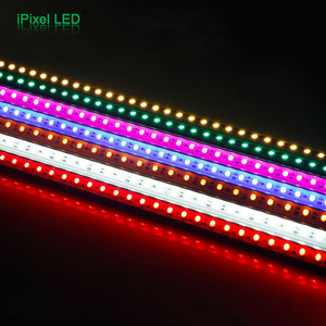 High quality ws2812b aluminium led strip bar