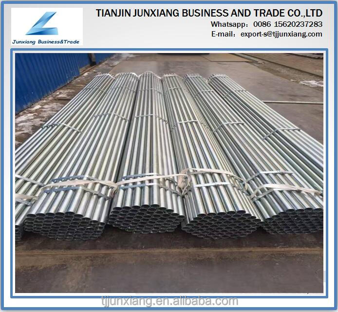 china wholesale websites Galvanized Round Steel Pipe Made In China