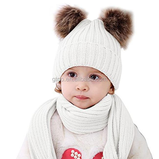 Venta al por mayor tejer sombrero gorro desgarbado-Compre online los ...