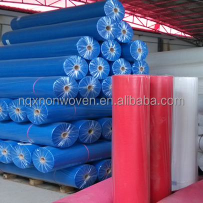 factory price PP spunbonded nonwoven fabric for home textile