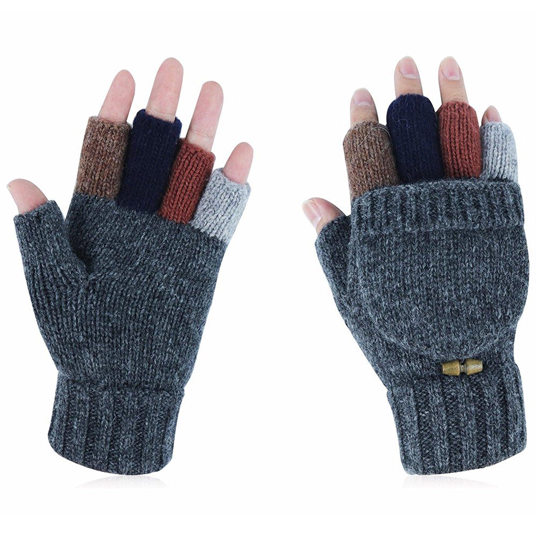Cheap Wool Fingerless Gloves For Men, find Wool Fingerless Gloves ...