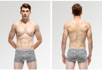 Popular men hot underwear custom men underwear models underwear boxer 3289dfe698c