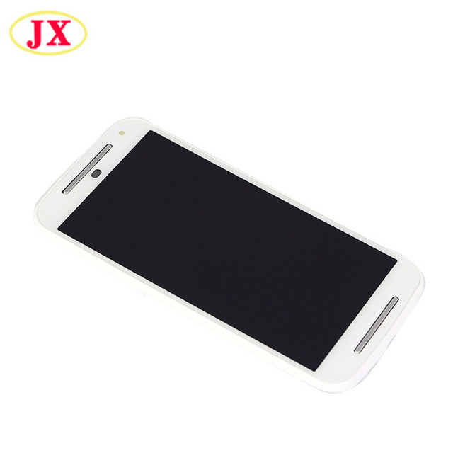 mobile phone oem new lcd screen display for Moto g2 xt1063 lcd touch screen assembly