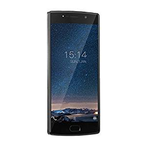 Generic DOOGEE BL7000, 4GB+64GB, Dual Back Cameras, DTouch Fingerprint, 7060mAh Battery, 5.5 inch Android 7.0 MTK6750T Octa Core up to 1.5GHz, Network: 4G, OTG, OTA, Dual SIM(Black)
