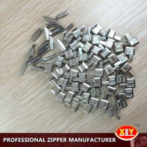wholesale zipper insertion pin and box for open end zipper