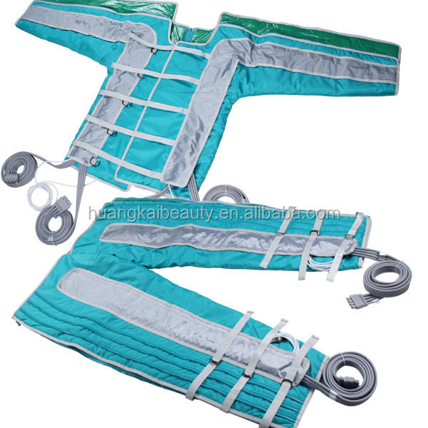 Pressure therapy/lymphatic drainage machine body massage machines
