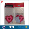 2015 valentine day shaped cellophane bag small gift bag