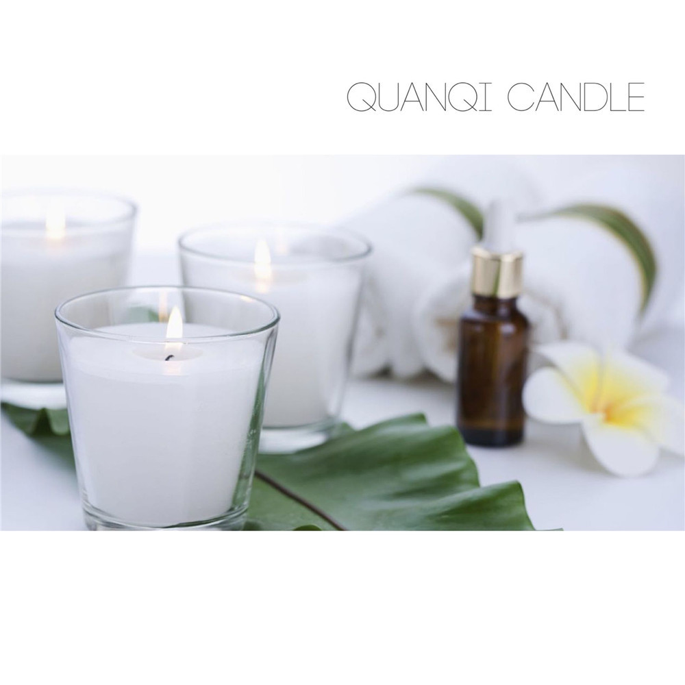 Hot Sale Natural Bulk Scented soy Candle