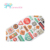 Interested cartoon puffy bubble foam sticker for scrapbook /notebook decoration