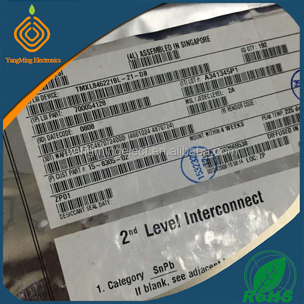 LUCENT types of integrated circuit TMXL846221BL-21-DB Original