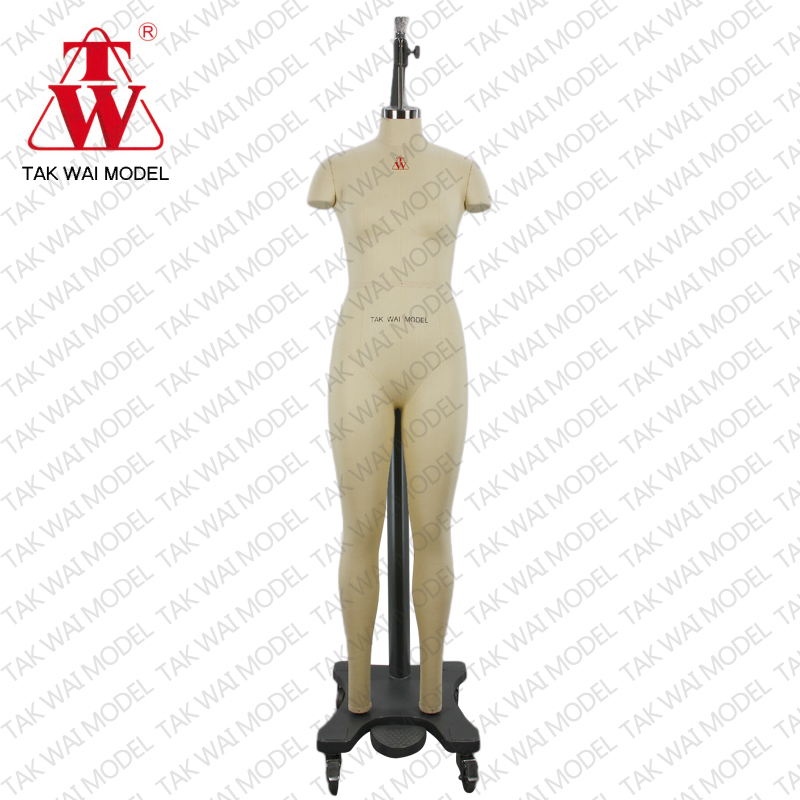 Cheap collapsible shoulder lady full body size s tailoring sewing mannequin