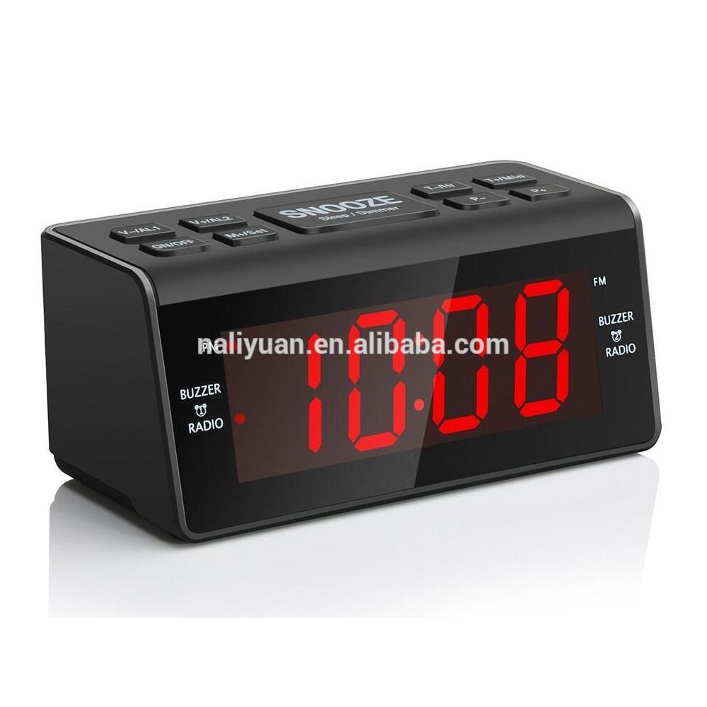 manufacturer dab alarm clocks dab alarm clocks wholesale supplier china wholesale list. Black Bedroom Furniture Sets. Home Design Ideas